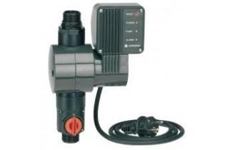 Interrupteur de pression électronique GARDENA avec sécurité marche à sec  pas cher