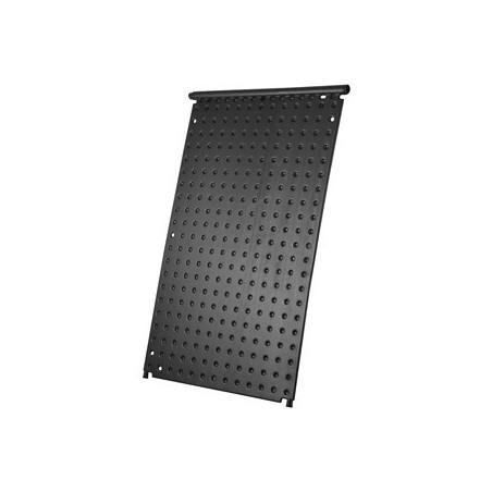 Absorbeur solaire type A 1320x820 mm avec collecteur 40mm /2 raccords 25 mm