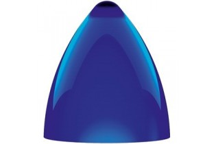 Abat-jour design plafond Nordlux Funk 22 Ø22 cm, H:24 cm, blanc/bleu